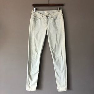 Levi's made & crafted pins skinny jeans size 26